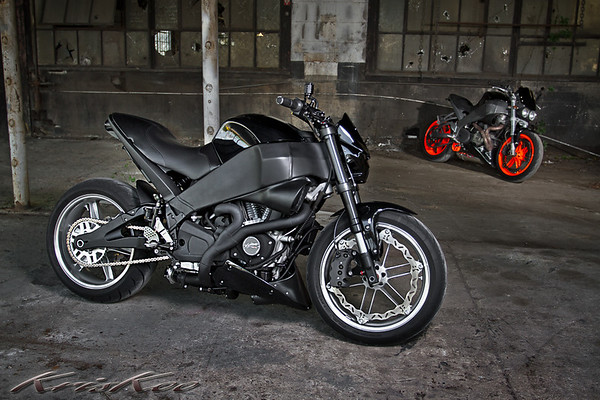 Turbo Buell XB1200