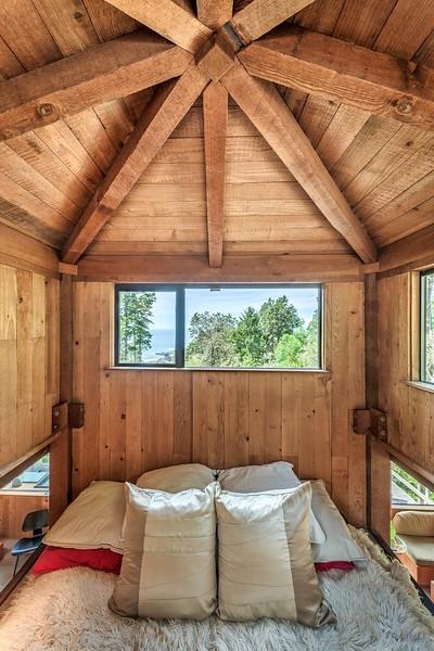Loft Above Kitchen with Ocean Views