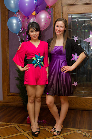 2012-02-25 Annie Zheng Sweet 16 Party