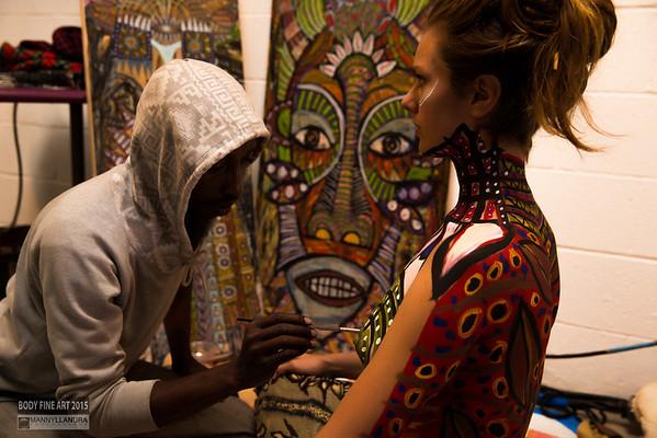 Body Fine Art 2015 - Ngene Mwaura