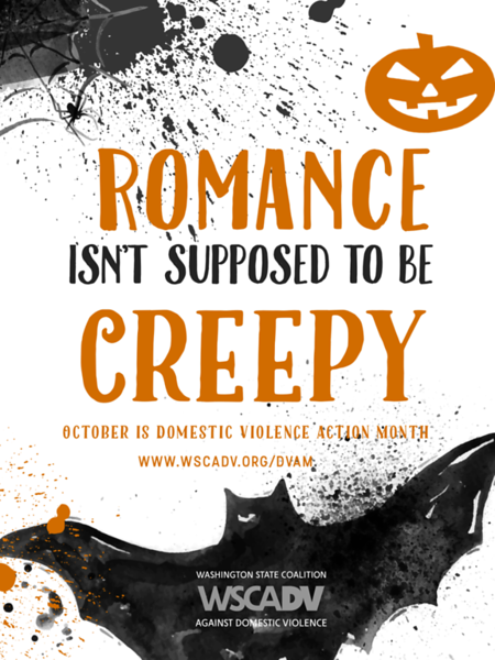 Love shouldn't be scary