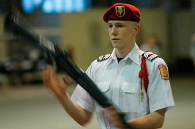 Flannigan Rifles Drill Team - Meets