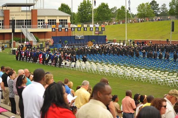Brailsford's Graduation 05-14-11