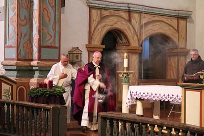 11-27-10 Vespers with Bishop Brom