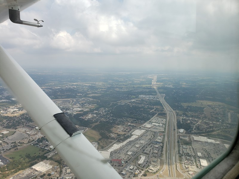 I-20 Looking East