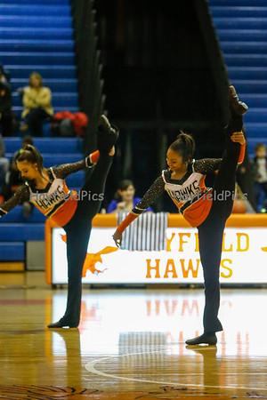 Dance Team Madison 1/23/15