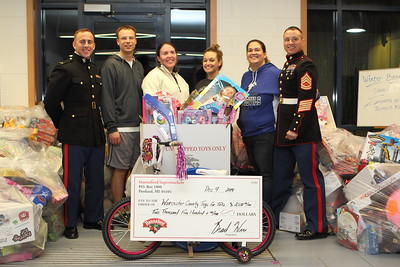 Toys For Tots 2014