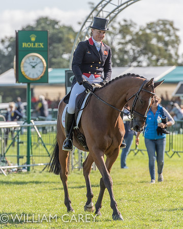 2018-08-31 Land Rover Burghley Horse Trials - Dressage Day 2