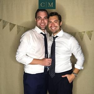 Matt & Charlie