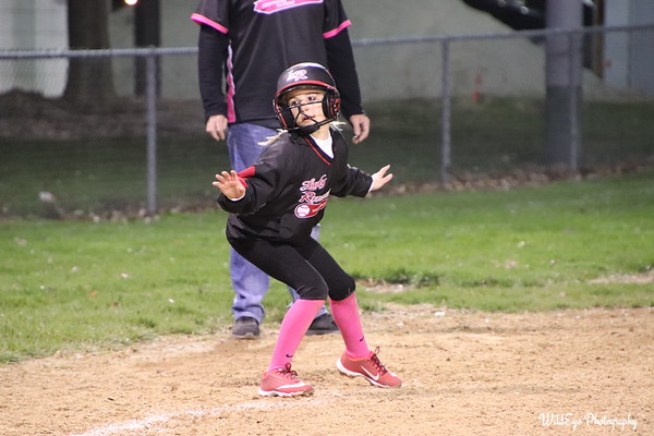 2019 JB Softball - April 2 Games