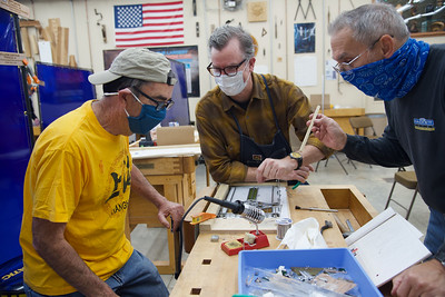 Prairie School Leaded Glass with Theodore Ellison