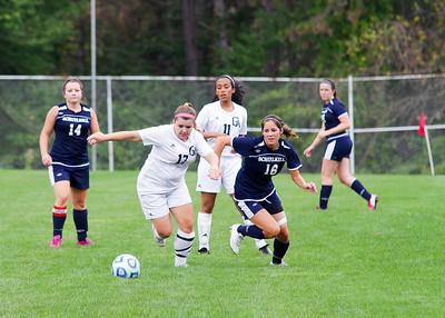 PSU GA 2015 Girls vs Schuylkill