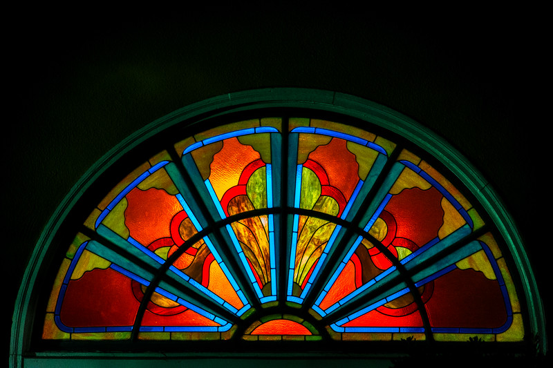 Lighted Window, Campbell, California, 2010