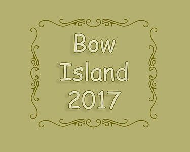 Bow Island Rodeo 2017