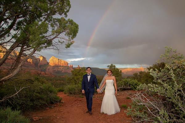 Jeff and Joselin's Sedona Wedding