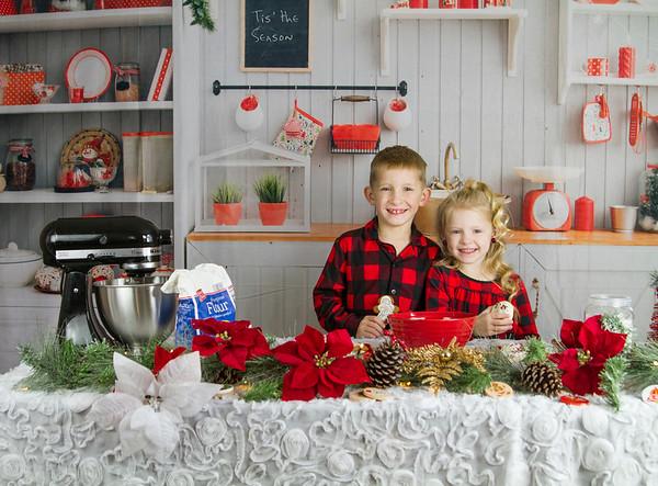Christmas Kitchen Mini 2019