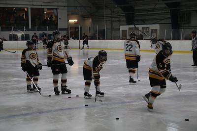 2016-2017 Centerville High School Hockey