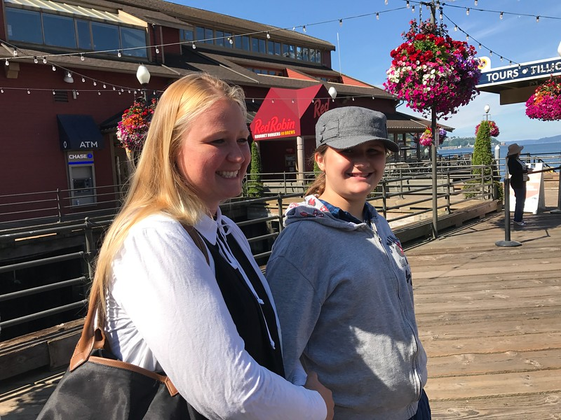 Crystal and Ashley Neithardt