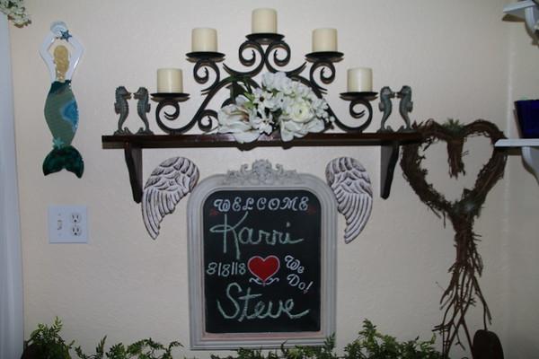 Karri and Steve's Elopement Wedding!