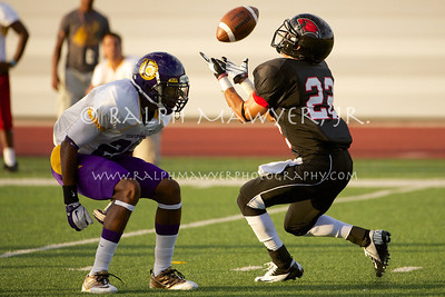 Football - 2012 Incarnate Word vs Texas College