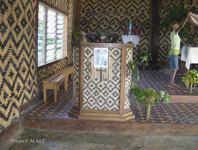 Solomon Island-Project MAST 2009