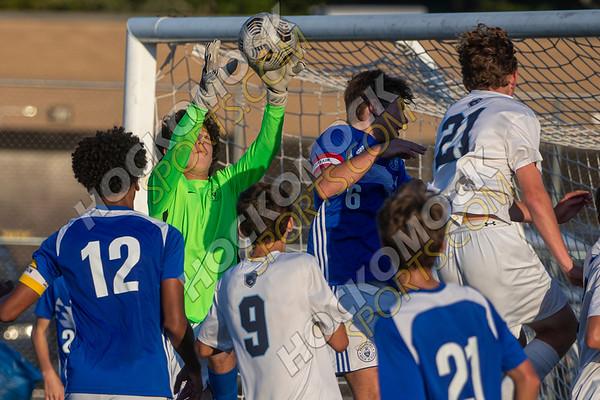 Attleboro-Franklin Boys Soccer - 10-08-21