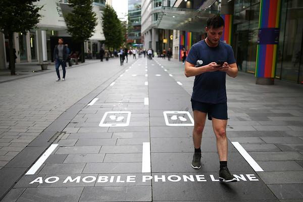 22/08/19 UK's First mobile phone slow lane