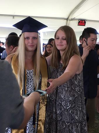 Deborah's Graduation