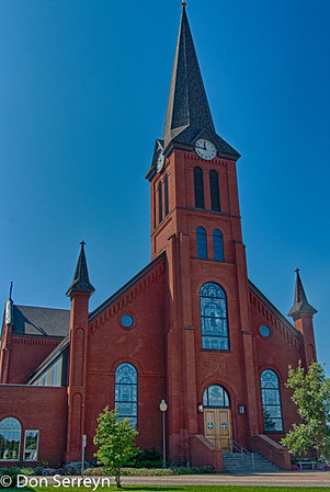 Churches of Stearns County