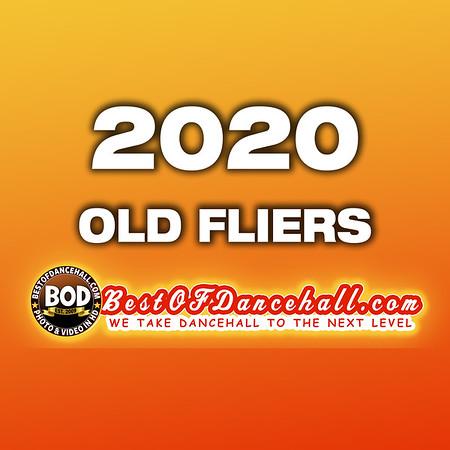 2020 Fliers