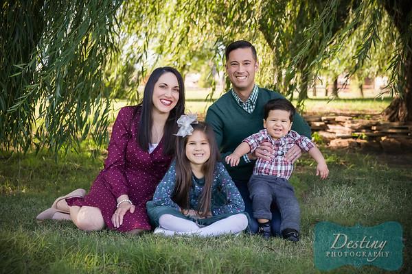 Kawaoka Family 2018