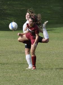 NBHS Lady Lions Soccer vs. Riverside - 10.3.09