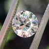 1.01ct Old European Cut Diamond, GIA I VS1 9