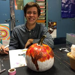Art Students Donate Talent to Help Alum, Rick Carone