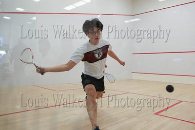 Squash - Prep School 2013