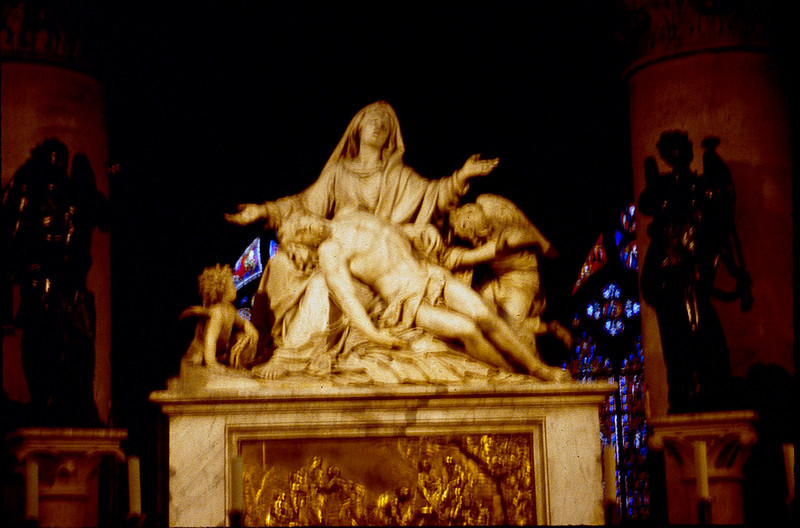 A Pieta