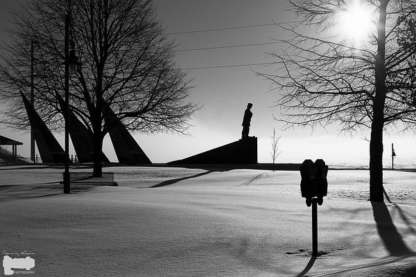 Moncton NB Winter