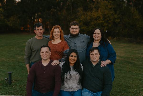 Stombaugh Family Portraits