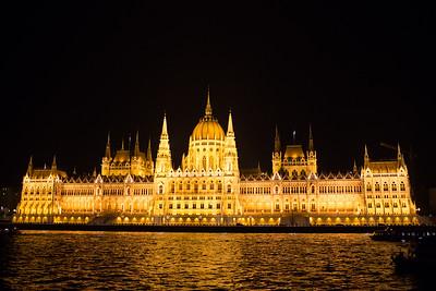 Parliament House of Budapest