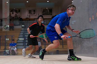 2013-02-22 Samuel Kang (Princeton) and Mauricio Sedano (Franklin & Marshall)