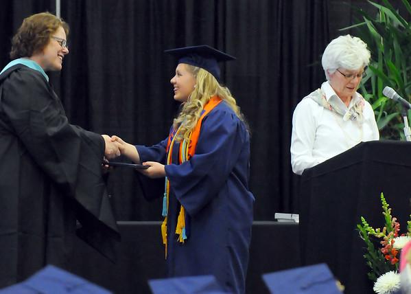 Maddy's Graduation
