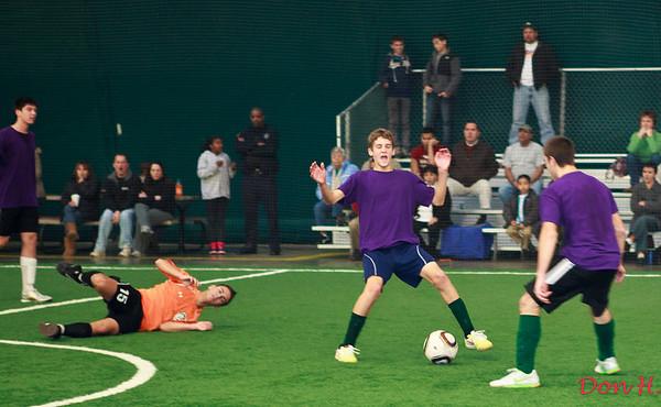 Indoor soccer season 1 Nov 28