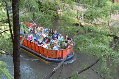 River Walk Barge