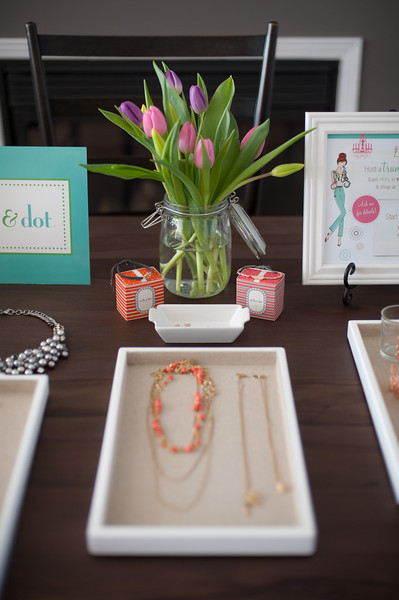Stella and Dot - Kitty Lee Independent Stylist - Trunk Show - March 2013