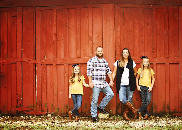 Fisher Family 2016