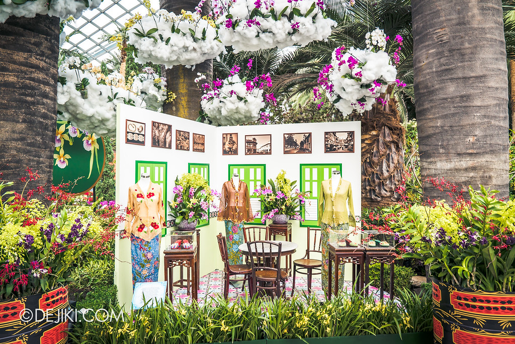 Gardens by the Bay - Orchid Extravaganza 2018 / Peranakan Exhibits