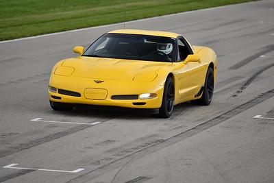 2021 SCCA TNiA  Sep 23 Pitt Nov Yellow Vette 1