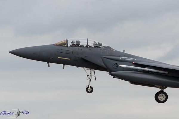 RAF Lakenheath : 6th August 2015