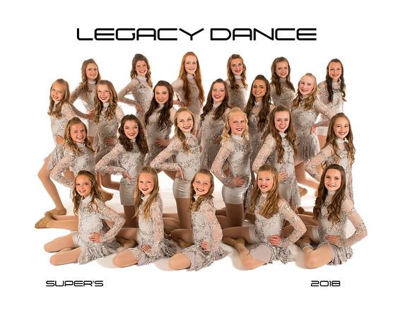 Legacy Dance - 2018