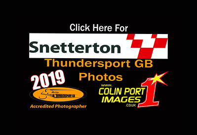 Rd2 Snetterton Thundersport GB 2019